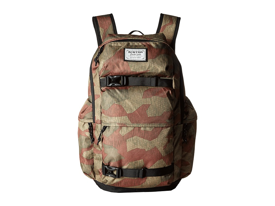 Burton Kilo Pack (Splinter Camo Print) Backpack Bags