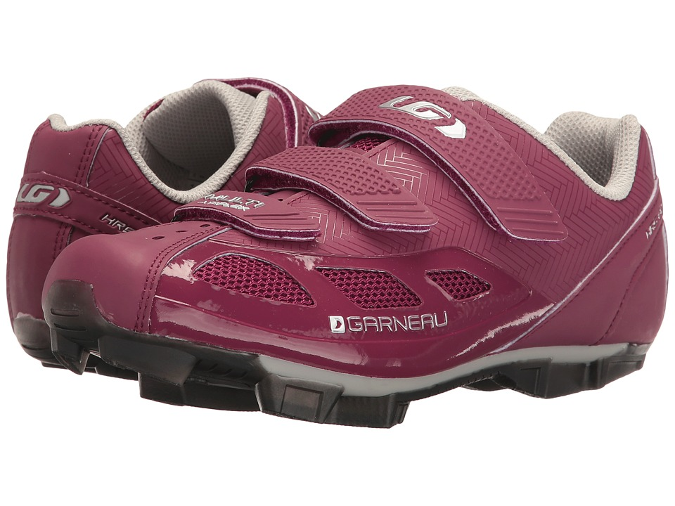 Louis Garneau - Women Multi Air Flex (Magenta/Drizzle) Womens Cycling Shoes