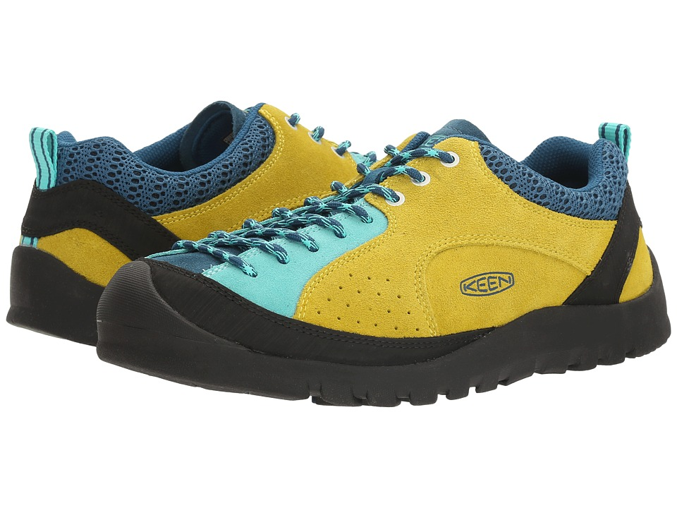 Keen Jasper Rocks (Golden Mist/Blue Turquoise) Men