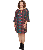Roper - Plus Size 0607 Printed Poly Spandex Jersey
