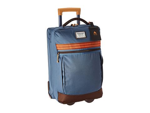 Burton Overnighter Roller - Washed Blue