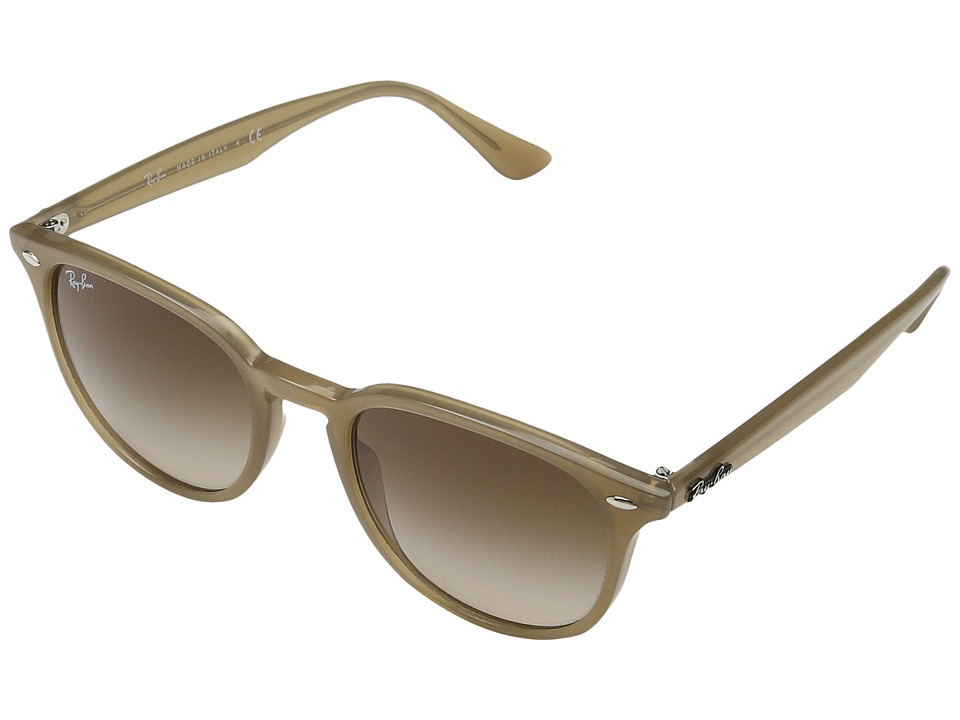 Ray-Ban 0RB4259 51mm (Opal Beige/Brown Gradient) Fashion Sunglasses