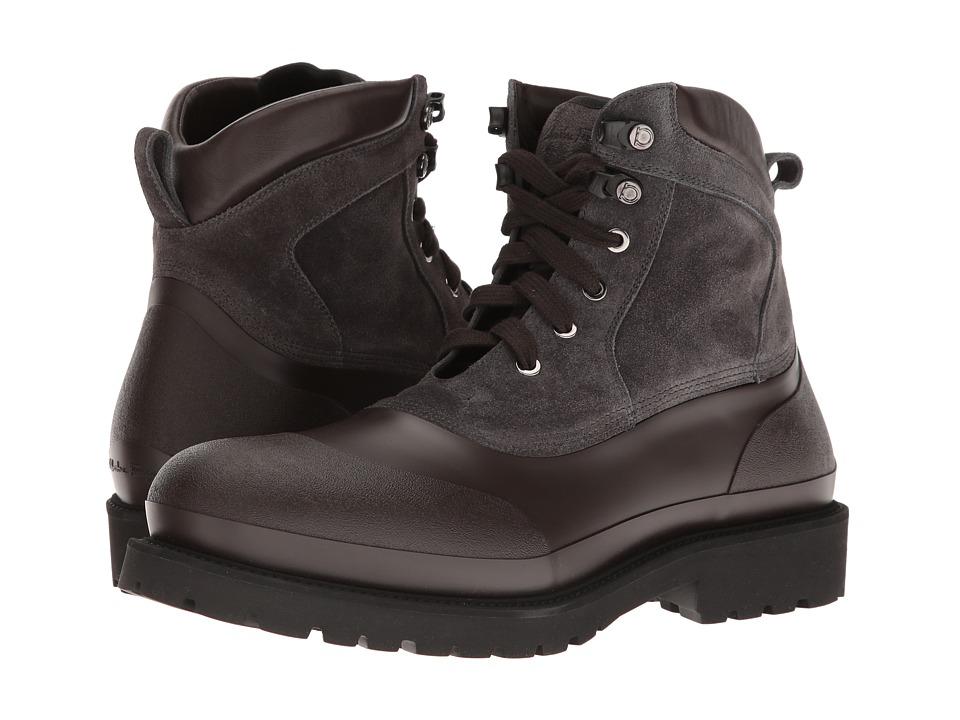 Salvatore Ferragamo Forest Rain Boot (T.Moro) Men