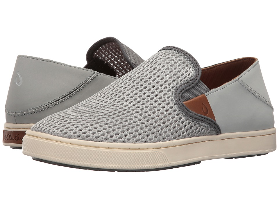 OluKai Pehuea (Pale Grey/Charcoal) Women