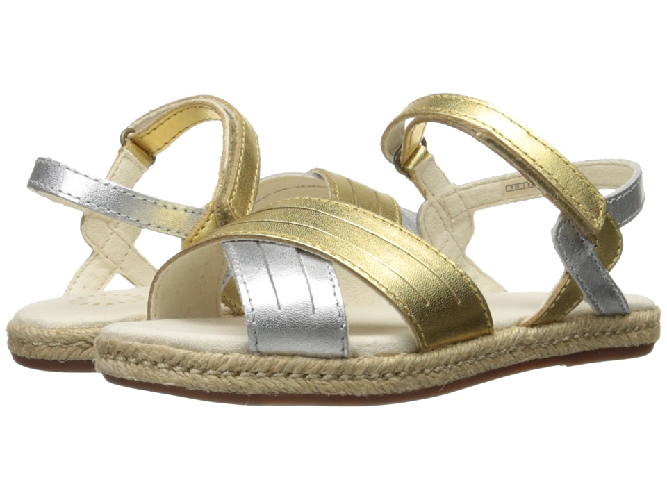 UGG Kids Addilyn Metallic (Toddler/Little Kid) (Metallic) Girl's Shoes
