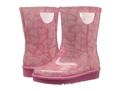 UGG Kids Rahjee Butterflies (Toddler/Little Kid) - Pink Azalea