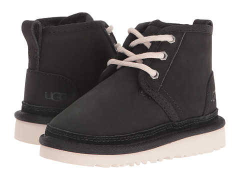 UGG Kids Neumel (Toddler/Little Kid) - Black