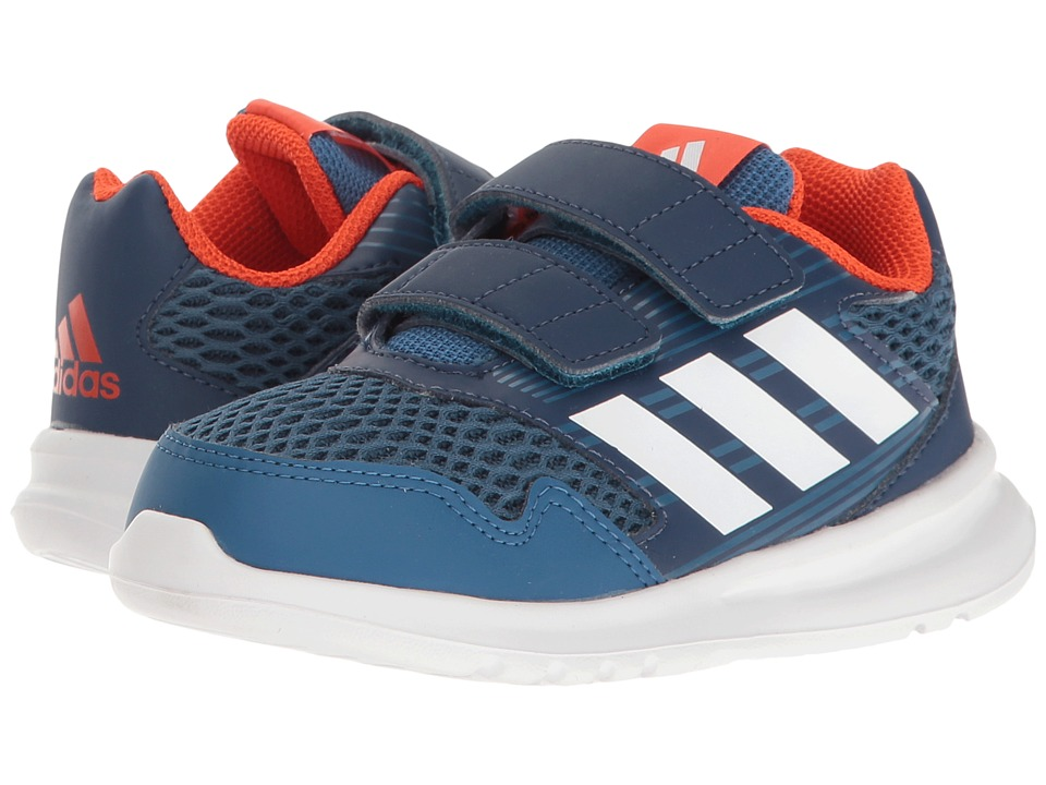 adidas Kids AltaRun (Toddler) (Core Blue/Footwear White/Mystery Blue) Boys Shoes