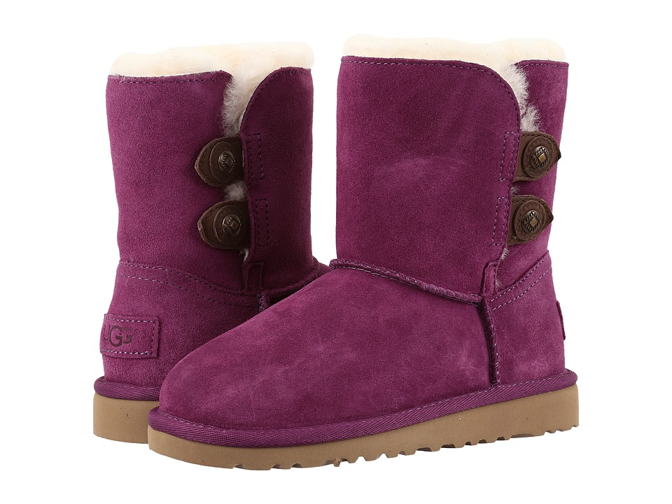 UGG Kids Maybin (Little Kid/Big Kid) (Purple Passion) Girls Shoes
