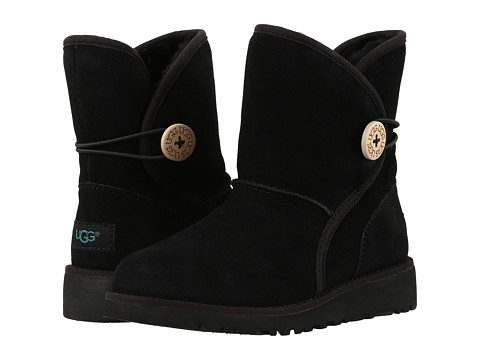 UGG Kids Fabian (Little Kid/Big Kid) - Black