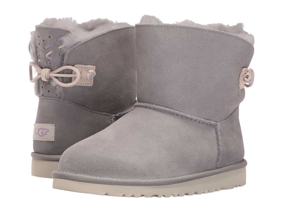 UGG Kids Adoria Tehuano (Big Kid) (Pencil Lead) Girls Shoes
