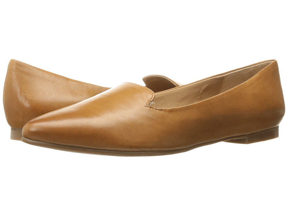 Trotters - Harlowe (Luggage) Women's Flat Shoes