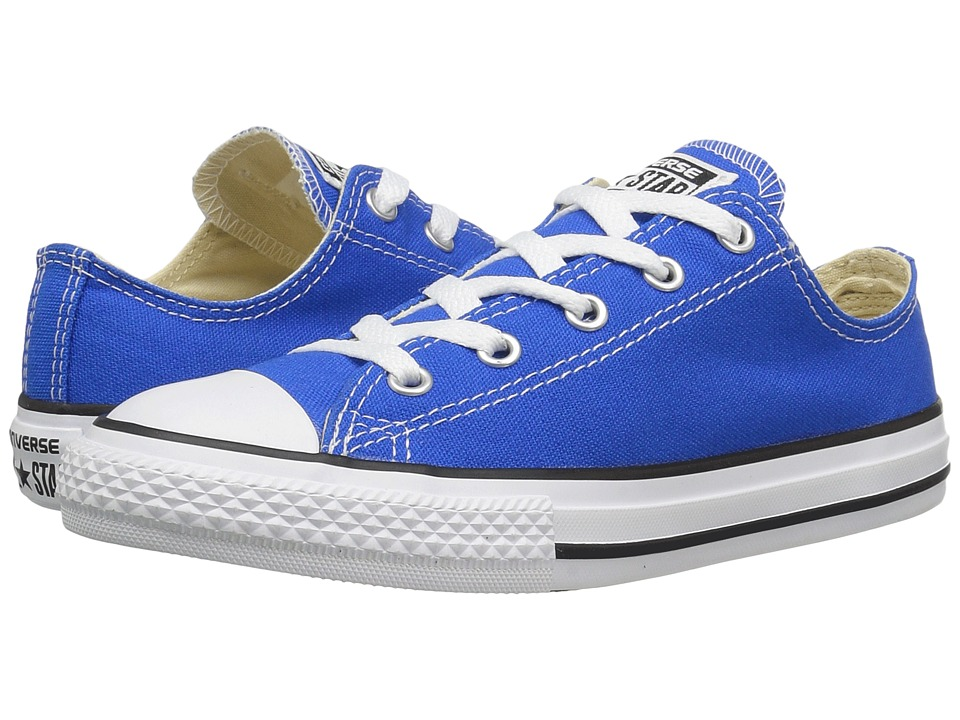 Converse Kids Chuck Taylor All Star Ox (Little Kid) (Soar) Kids Shoes