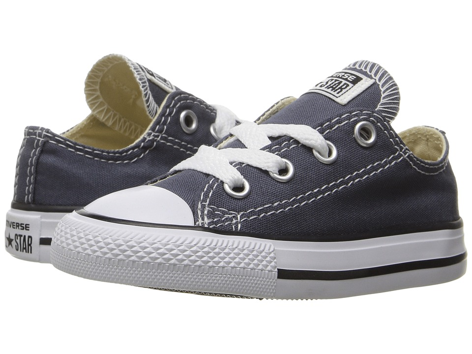 Converse Kids Chuck Taylor All Star Ox (Infant/Toddler) (Sharkskin) Kids Shoes