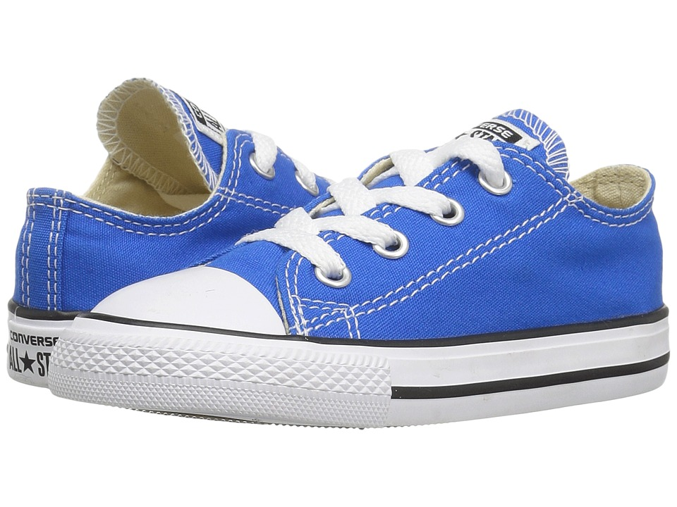 Converse Kids Chuck Taylor All Star Ox (Infant/Toddler) (Soar) Kids Shoes