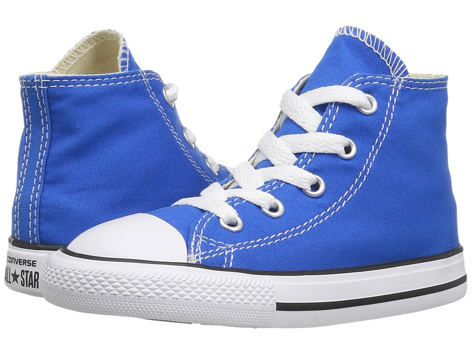 Converse Kids Chuck Taylor All Star Hi (Infant/Toddler) (Soar) Kids Shoes