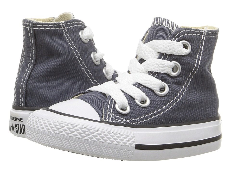 Converse Kids Chuck Taylor All Star Hi (Infant/Toddler) (Sharkskin) Kids Shoes