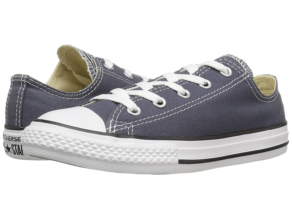 Converse Kids Chuck Taylor All Star Ox (Little Kid) (Sharkskin) Kids Shoes