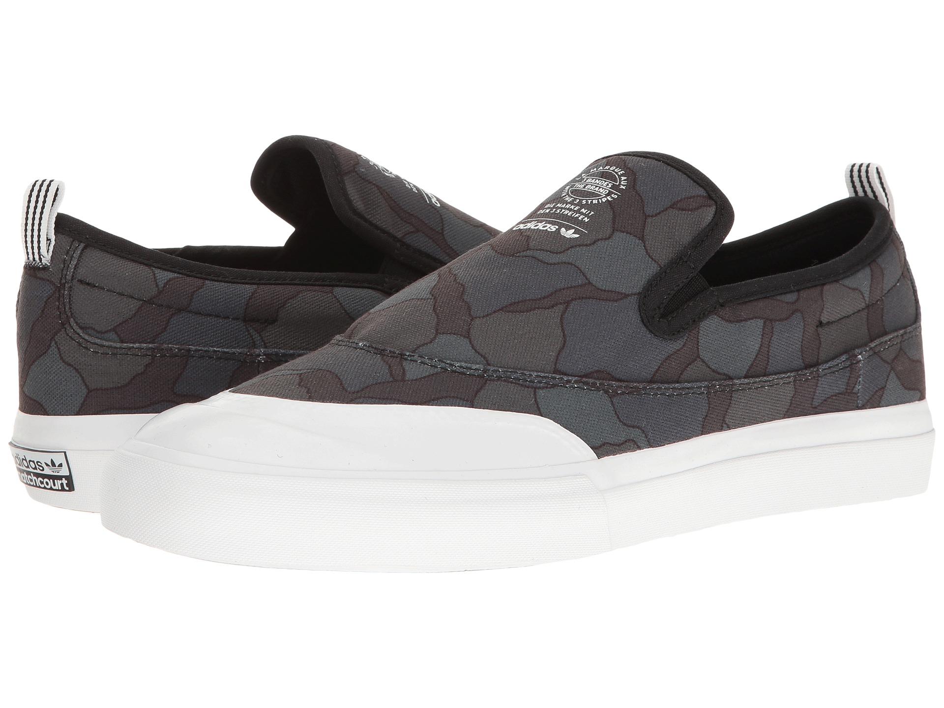 adidas Skateboarding Matchcourt Slip ADV at 6pm.com