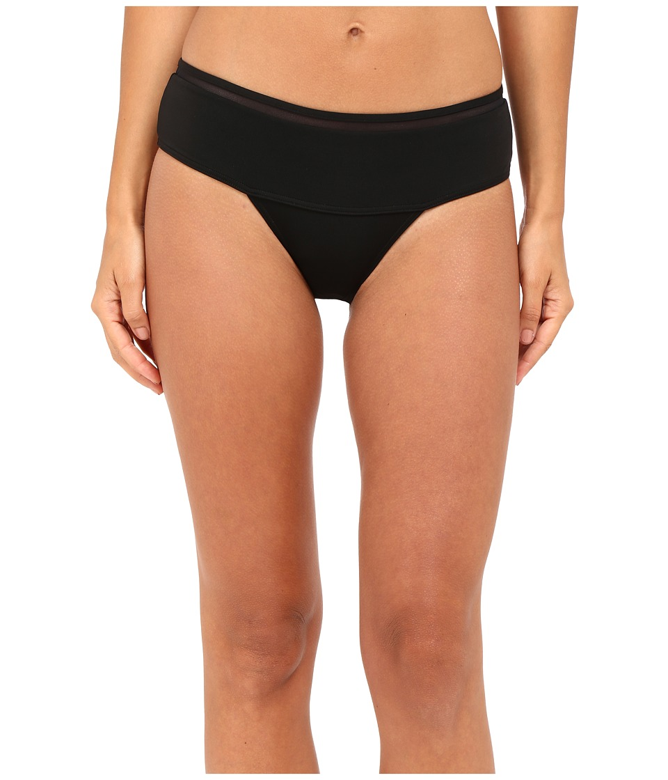 La Perla Kosmos High Waisted Bottom (Black)