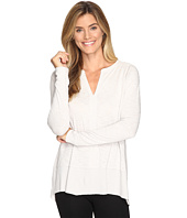 Lilla P - Long Sleeve Split-Neck Tunic