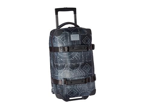 Burton Wheelie Flight Deck Travel Luggage - Bandotta Print