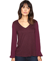 Lilla P - Full Sleeve V-Neck