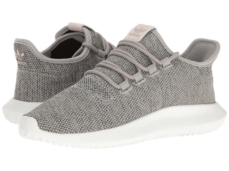 adidas Originals - Tubular Shadow (Medium Grey Heather Solid Grey/Granite/Footwear White) Womens Running Shoes