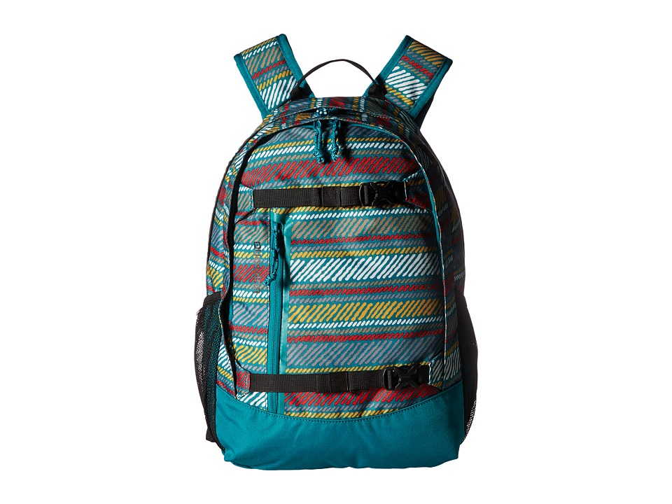 Burton Youth Day Hiker [20L] (Paint Stripe Print) Backpack Bags
