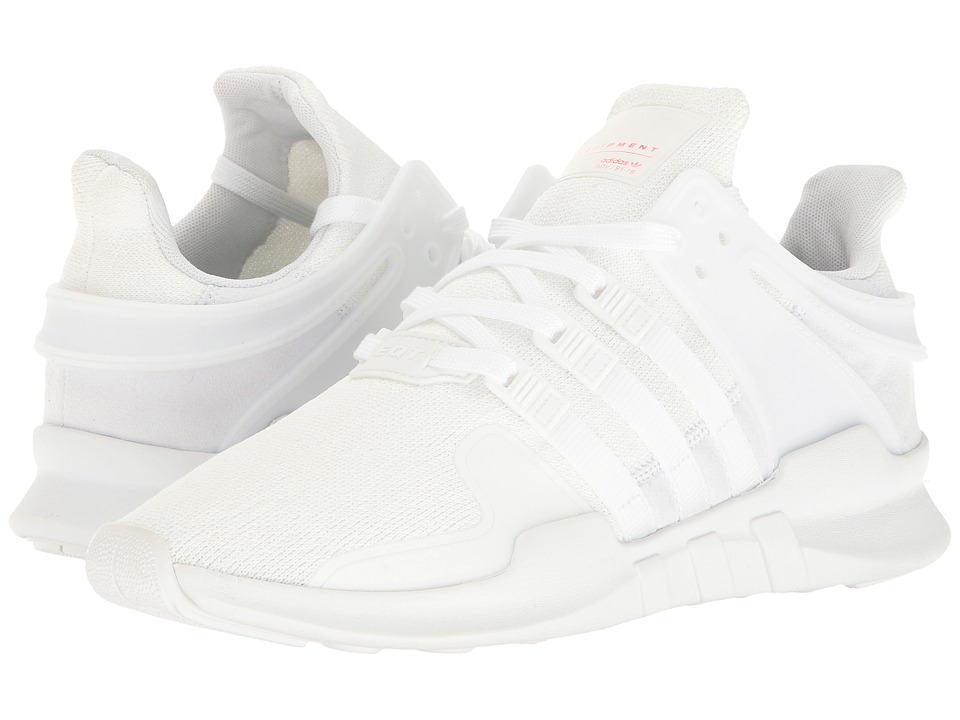 adidas Originals - Equipment Support ADV Knit (Off-White/Off-White/Off-White) Womens Running Shoes