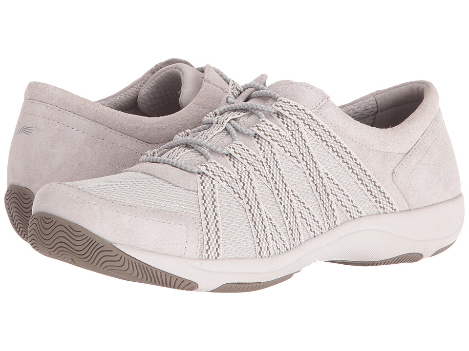 Dansko Honor (Ivory Suede) Women's  Shoes