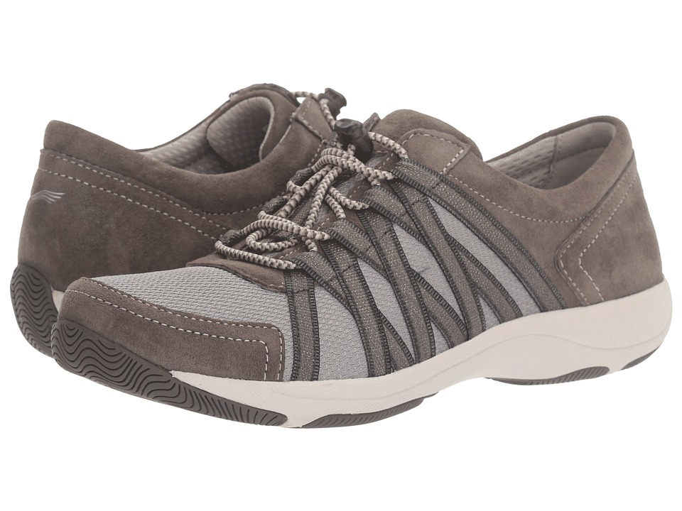 Dansko Honor (Charcoal Suede) Women's  Shoes