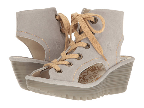 FLY LONDON Yaba702Fly - Concrete Suede