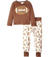 Mud Pie - Football Two-Piece Set (Infant)