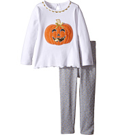 Mud Pie - Pumpkin Tunic & Leggings Set (Infant)