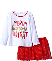 Mud Pie - Merry Skirt Set (Infant/Toddler)