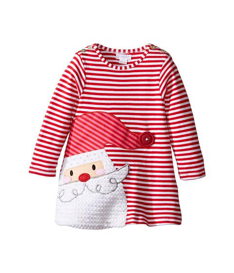 Mud Pie Santa Stripe Dress (Infant)
