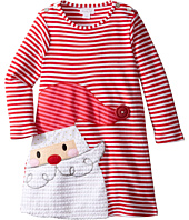 Mud Pie - Santa Stripe Dress (Toddler)