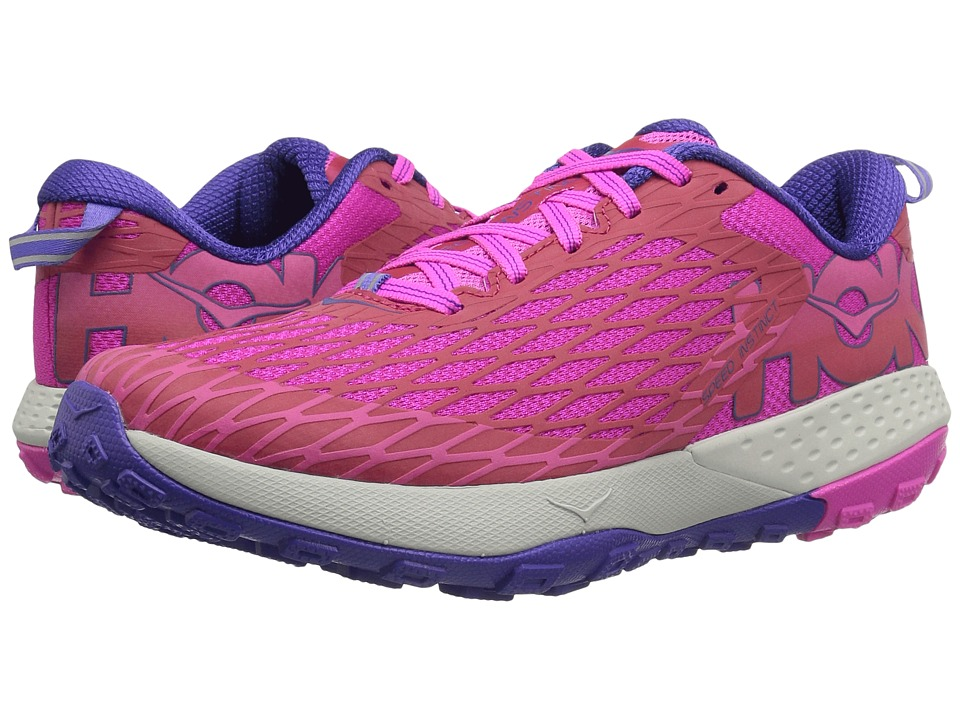 Hoka One One Speed Instinct (Virtual Pink/Neon Fuchsia) Women
