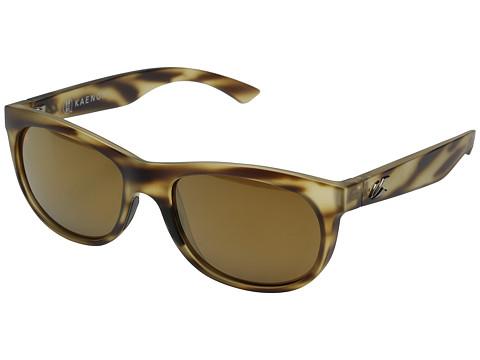 Kaenon Stinson - Driftwood/Brown 12 Polarized Gold Mirror
