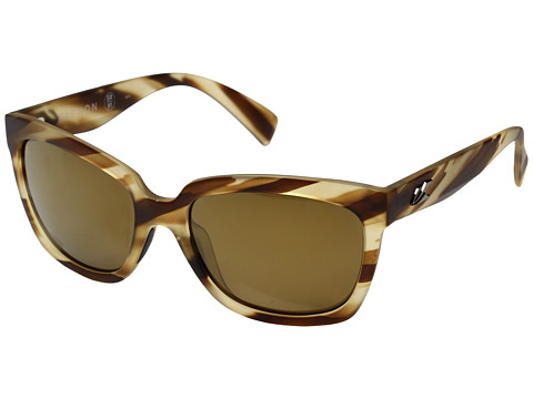 Kaenon Cali - Driftwood/Brown 12 Polarized Gold Mirror