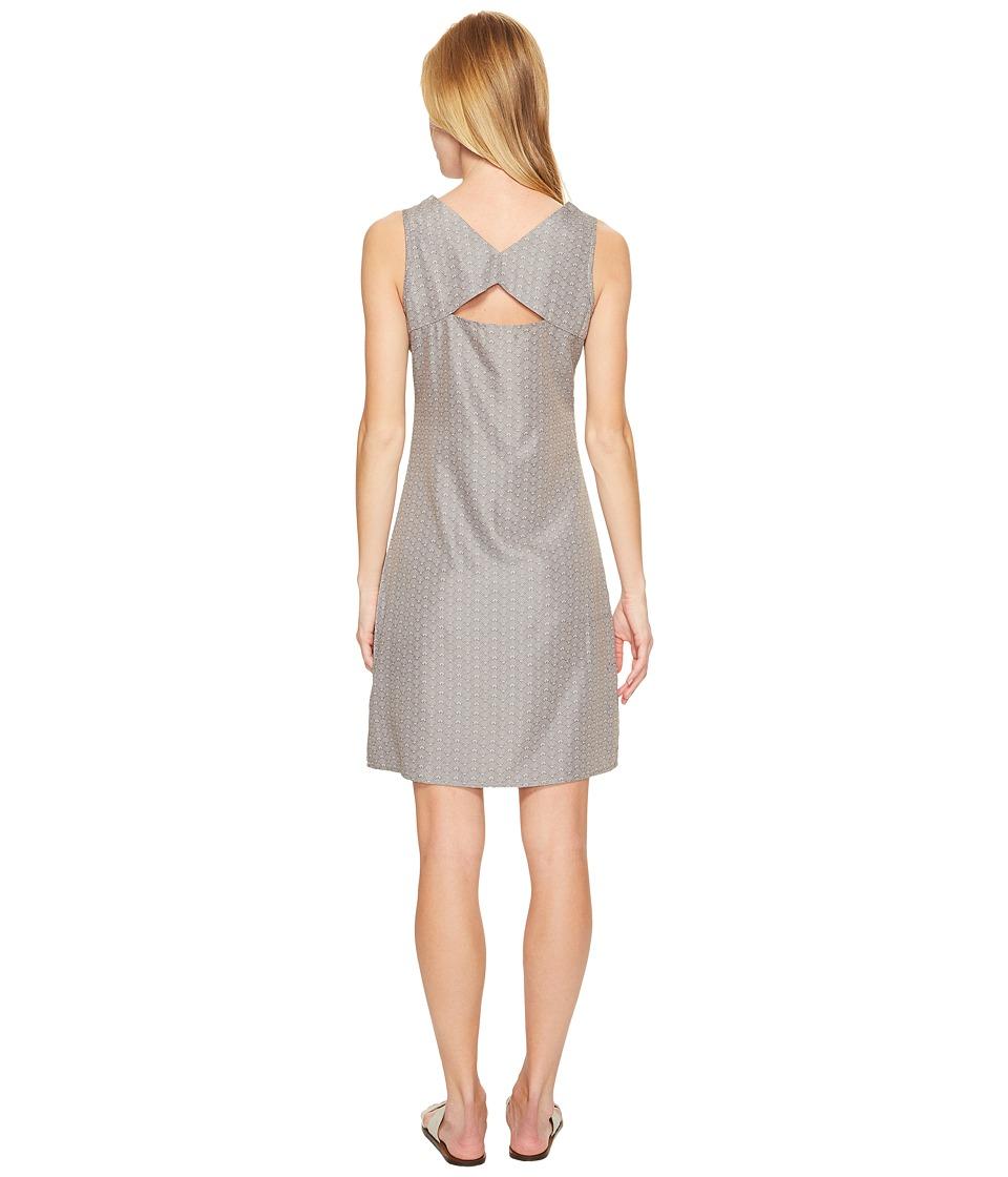 Mountain Khakis Hailey Dress (Gunmetal) Women