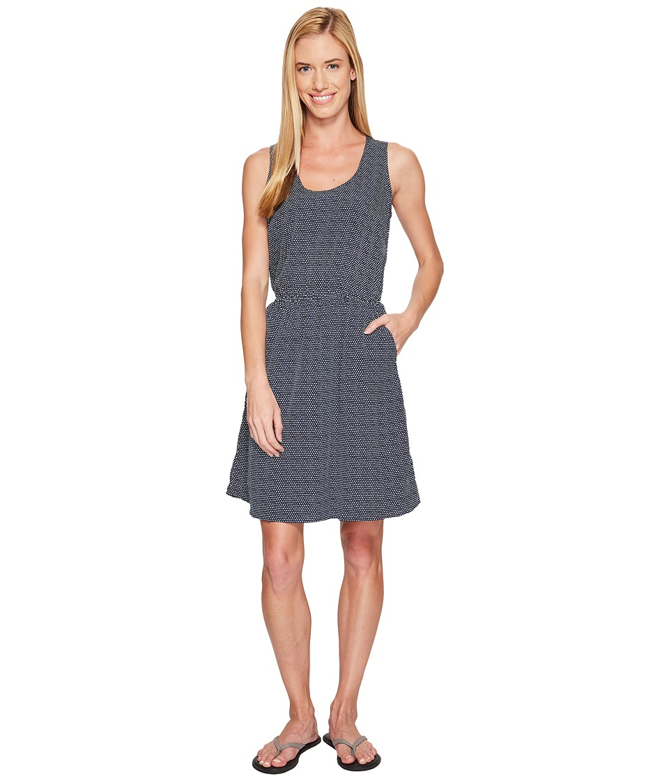 Mountain Khakis Emma Dress (Midnight Blue Pebble) Women