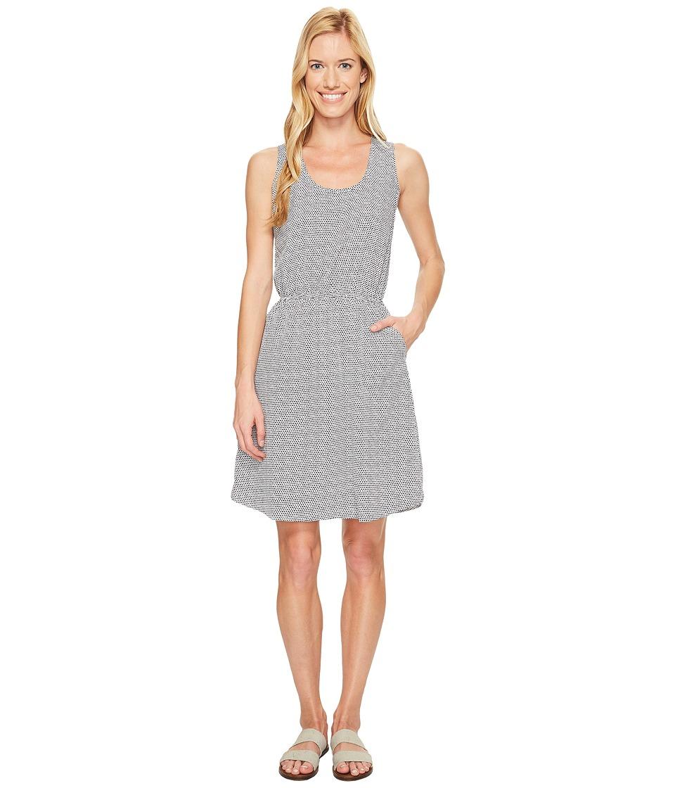 Mountain Khakis Emma Dress (Cirrus Pebble) Women