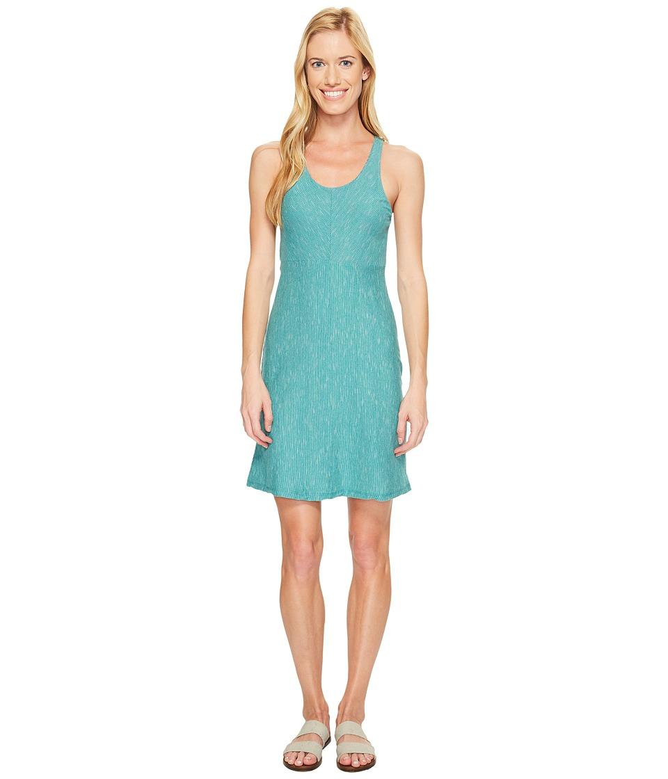 Mountain Khakis Contour Dress (Ivy/Linen) Women