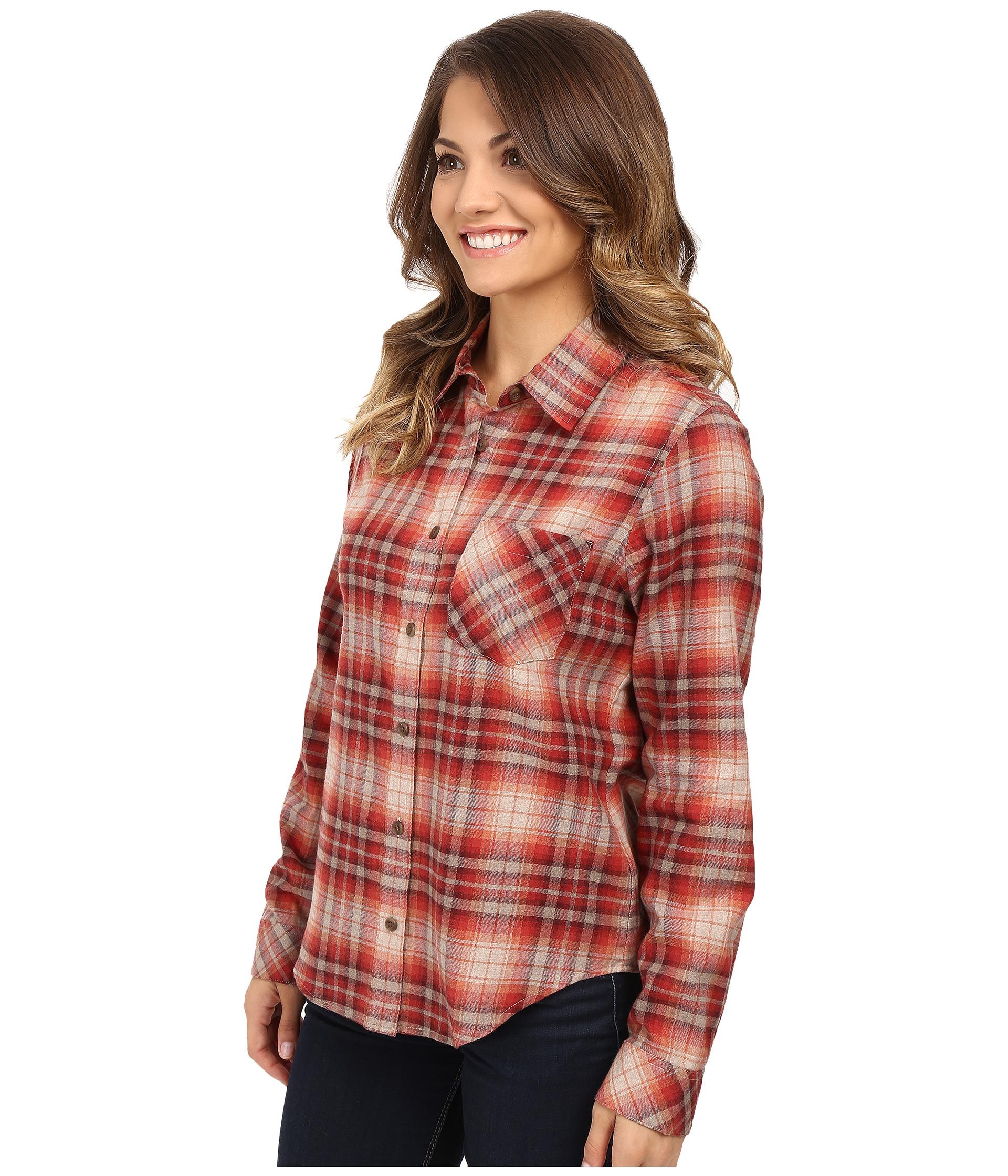 Pendleton petite frankie flannel shirt free for Athletic cut flannel shirts