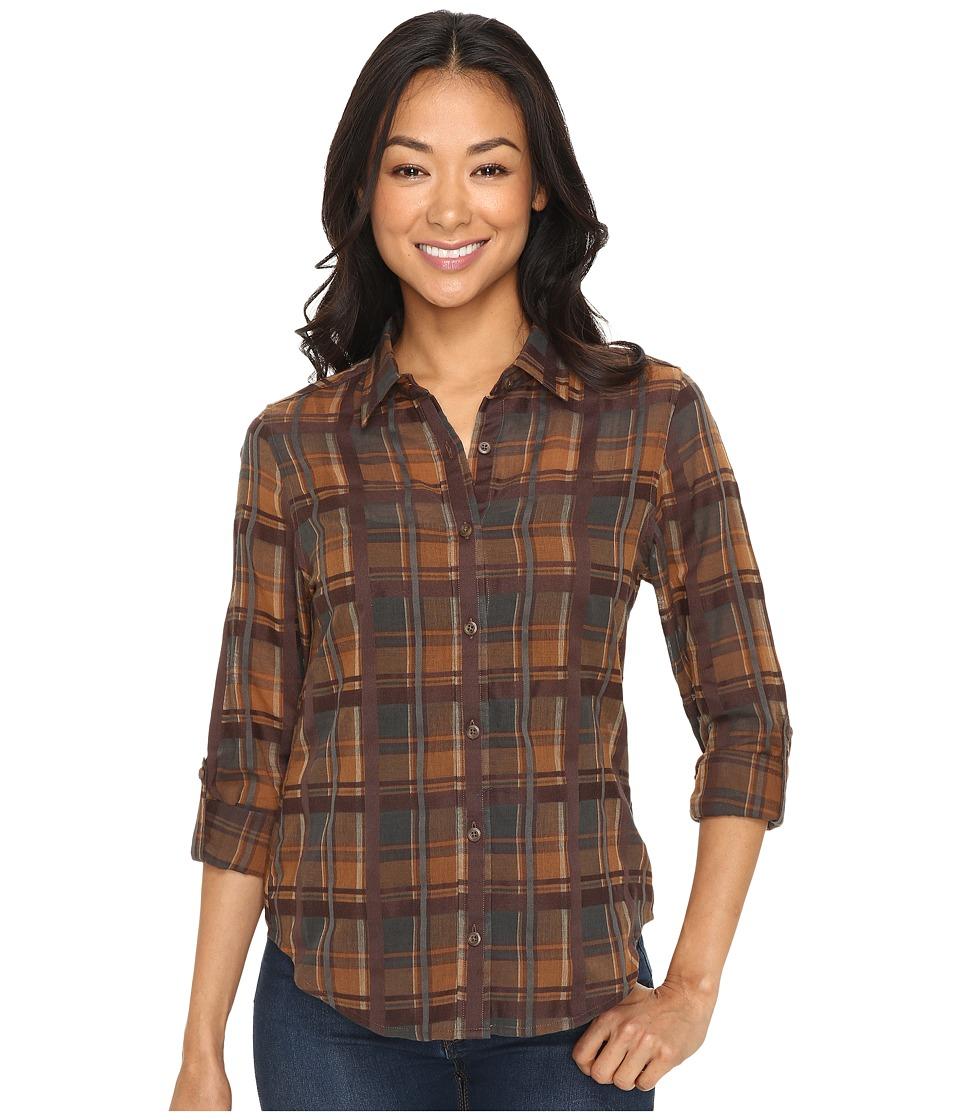 Pendleton - Petite Zena Shirt (Plaid Shirting) Women