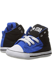 Converse Kids - Chuck Taylor All Star First Star High Street Hi (Infant/Toddler)