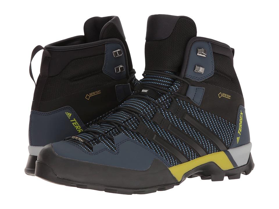 Adidas Outdoor - Terrex Scope High GTX (Core Blue/Black/C...