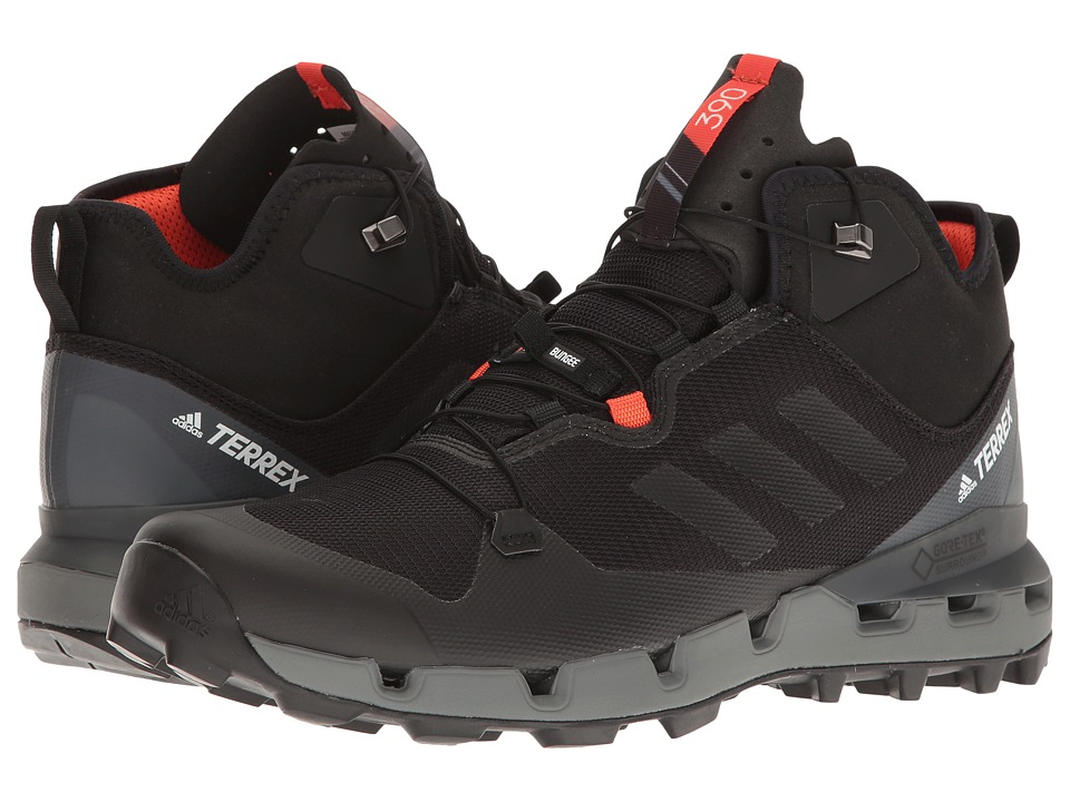 Adidas Outdoor - Terrex Fast GTX-Surround (Black/Black/Vi...
